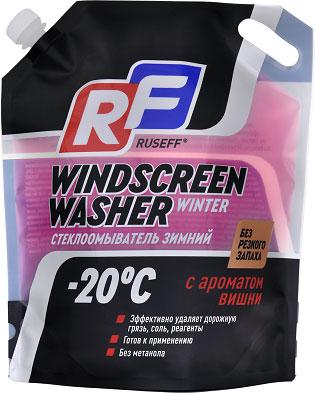 Ruseff – зимняя жидкость стеклоочистителя