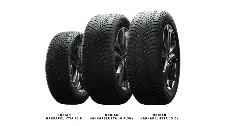 Обзор Nokian Hakkapeliitta 10p – зимняя шипованная шина нового поколения