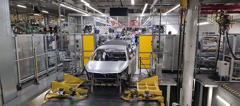 Заводу Hyundai в России исполняется 10 лет. Приглашаем на производство. Фоторепортаж.