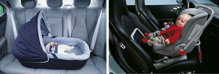 Какой штраф если ребенок в машине без автолюльки