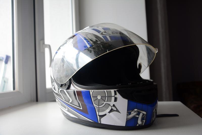 Тестируем Liqui Moly Motorbike Visier-Reiniger средство для очиски