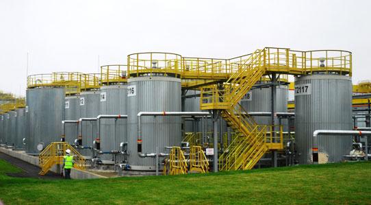 Торжок – завод Shell