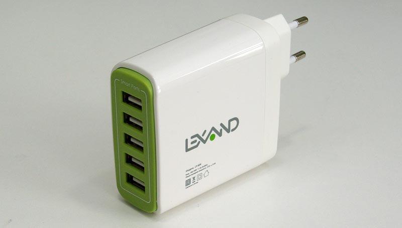 Lexand LP-604 – зарядная станция для путешествий, обзор