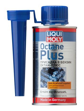 Liqui Moly Octane Plus «Октан Плюс» – присадка в бензин