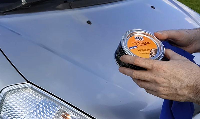 Как правильно нанести защитную полироль на кузов автомобиля