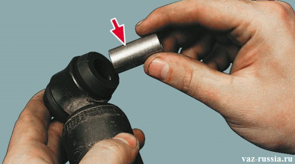 Замена задних амортизаторов ВАЗ 2107 своими руками