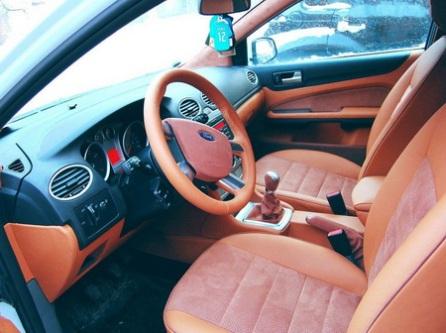 Форд фокус 2 своими руками фото