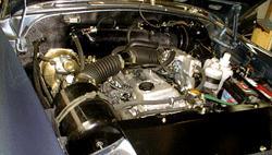 двигатель от bmw на газ 3110