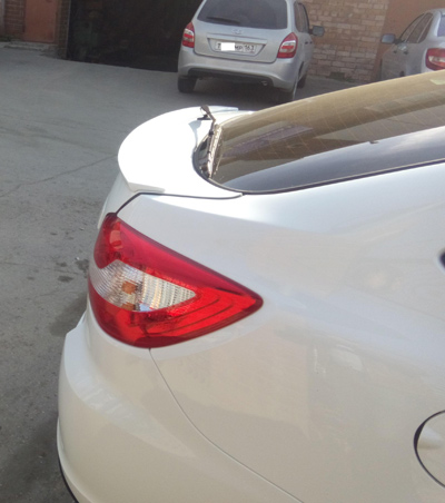 Lada Granta Liftback 12 - Тюнинг для лада гранта лифтбек