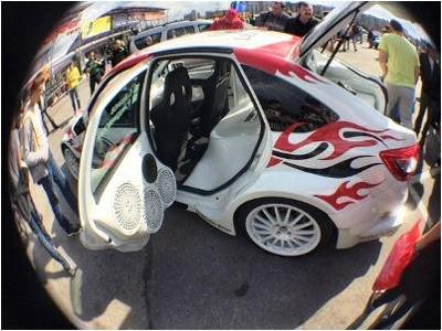 Lada Granta Liftback 15 - Тюнинг для лада гранта лифтбек