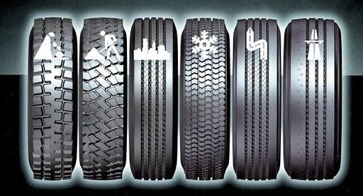 Автомобильные шины: виды, характеристики, особенности